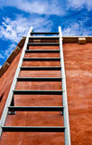 Ladder leading Royalty Free Stock Photography
