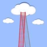 Ladder Of Success. Stock Photos