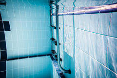 Ladder pool Stock Image