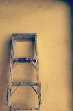 Ladder retro effect Royalty Free Stock Photo