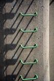 Ladder rungs Royalty Free Stock Photos