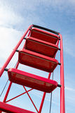 Ladder into sky Royalty Free Stock Photo