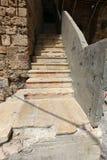 Ladder - structureel element van het gebouw royalty-vrije stock foto's