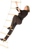 Ladder of success Stock Photography