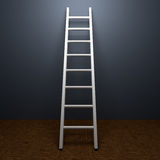 Ladder of Success  on background texture Stock Images