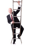 Ladder of success Stock Photos