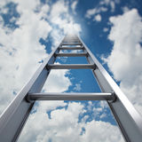 Ladder of success Royalty Free Stock Photography