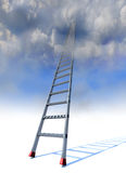 Ladder to heaven Royalty Free Stock Image