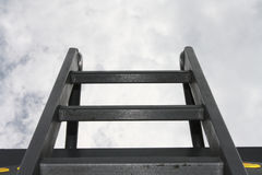 Ladder to the sky Stock Images
