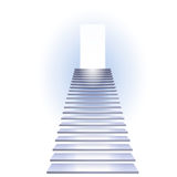 Ladder to success Stock Photos