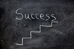 Ladder to Success Royalty Free Stock Image