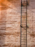 Ladder on top Royalty Free Stock Photo