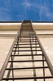 Ladder tot de hemel Stock Afbeelding