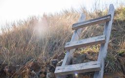 Ladder van de toekomst Stock Afbeeldingen