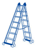 Ladder Vector Royalty Free Stock Photos