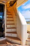 Ladder yacht Stock Photos