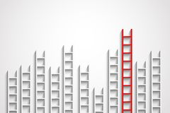 Ladders Royalty Free Stock Photography
