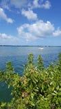 Laddstake nyckel- Florida, Fotografering för Bildbyråer