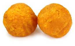 Laddu of Indian Subcontinent Royalty Free Stock Images