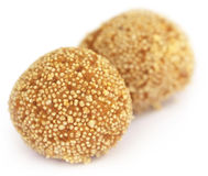 Laddu of Indian Subcontinent Stock Photos