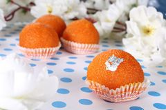 Laddu-Ladoo -indian sweets-sweet dish-fresh laddu royalty free stock photo