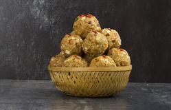 Laddu Sweet Food Royalty Free Stock Photography