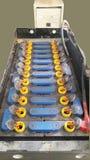 Ladegerät, Batterie neuladend stockfotografie
