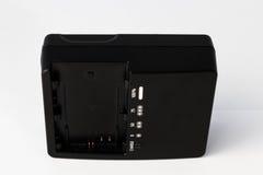 Ladegerät die Batterie für Foto- und Videoausrüstung Stockbilder