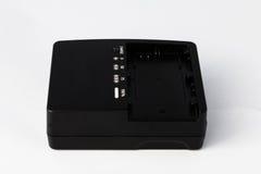 Ladegerät die Batterie für Foto- und Videoausrüstung Stockfoto