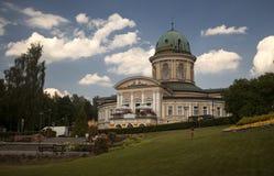 Ladek Zdroj in Poland Royalty Free Stock Photo