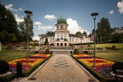 Ladek Zdroj in Poland Stock Photo