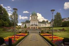 Ladek Zdroj in Poland Royalty Free Stock Image
