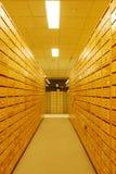 Laden in bibliotheek Stock Afbeeldingen