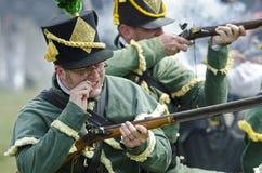 Laden-Muskete Stockbild