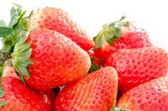 Laden strawberry Royalty Free Stock Photos