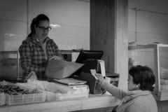 Ladenbesitzer-Aufbauschungs-Einzelteil Lizenzfreie Stockfotos