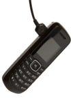 Ladende mobiele telefoon stock afbeelding