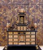 Ladenkast van het eind van de 18de eeuw Royalty-vrije Stock Foto's