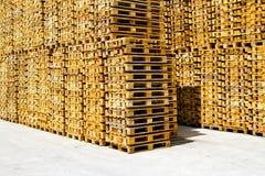 Ladeplatten stockfotografie