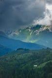 Ladera de la montaña Imagenes de archivo