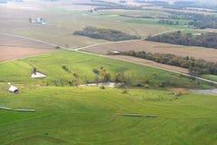 Ladera de Missouri Fotografía de archivo libre de regalías