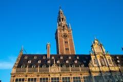 Ladeuze plein Leuven royalty-vrije stock foto's