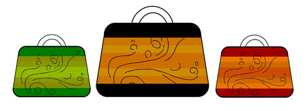 Ladies bag Royalty Free Stock Images