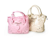 Ladies bag Stock Photos