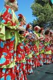 Ladies choir, Marbella, Spain. Stock Images