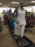 Ladies Clothing Mannequin  Display Royalty Free Stock Images