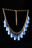 Costume jewellery necklace Royalty Free Stock Image