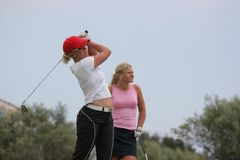 Ladies European Tour, Castelllon, 2006 Royalty Free Stock Photos