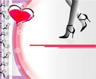 Free Ladies Event Flayer Stock Photos - 7859203