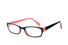 Ladies eye glasses Royalty Free Stock Images
